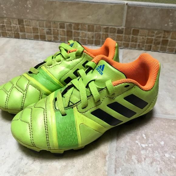 Adidas zapatos de fútbol poshmark tamaño 11